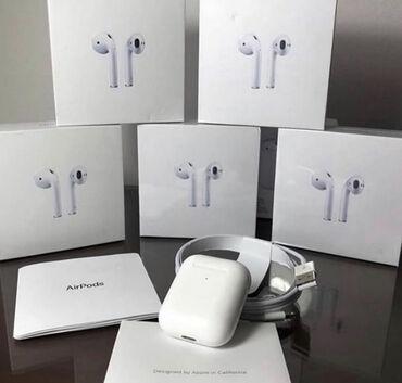 musiqi - Azərbaycan: Airpods 2 Wireless Premium Class ⏱Zəmanət VerilirOrginal İlə