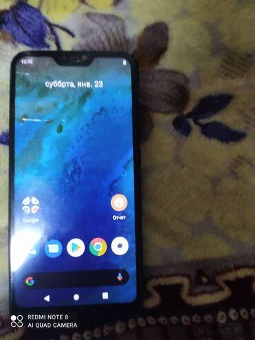 продажа духовок в Кыргызстан: Б/у Xiaomi Mi A2 Lite 32 ГБ Черный