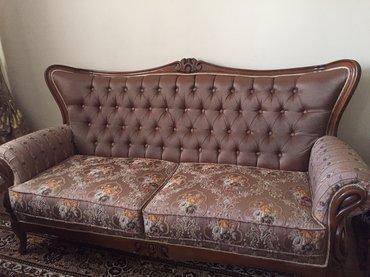 """Мягкая мебель """"Меркурий"""" 3+1+1 производство Lina в отличном состоянии. в Бишкек"""