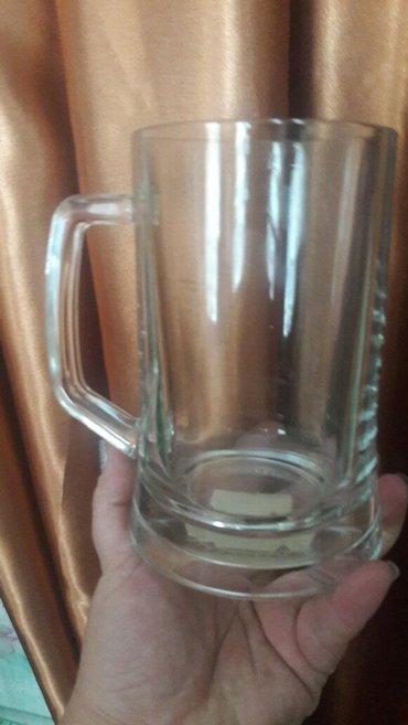 ПРОДАЮ новые пивные кружки стекло в Бишкек