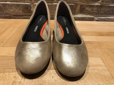 Adidas cipelice za proleće. Spolja izuzetno mekana koža zlatne boje