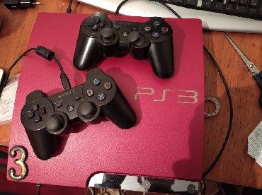 Bakı şəhərində PS3 (Sony PlayStation 3)