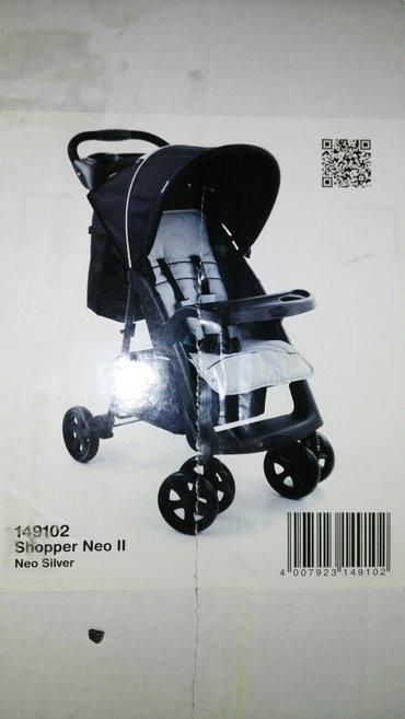 Hauck kolica Shopper Neo II  Preklop sklapanje jednom rukom Lagana - Beograd