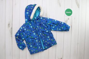Дитяча зимова куртка з утеплювачем Trespass, вік 1,5-2 роки    Довжина