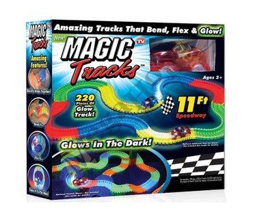 У нас подарок!!!!! Magic track car - гоночная в Бишкек