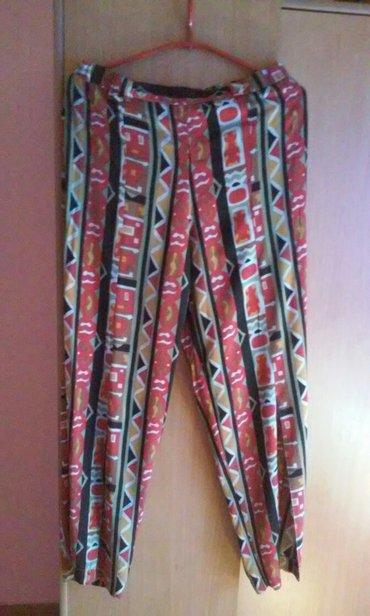 Maskirne pantalone - Vrnjacka Banja: Izvanredne,letnje pantalone-salvare,savrsen dizajn,dva veca slica