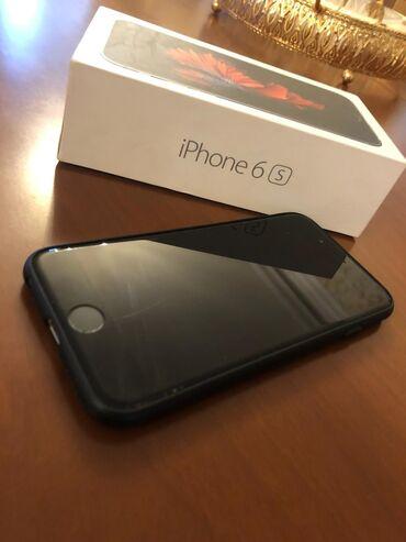 Apple Iphone - Azərbaycan: IPhone 6s 16 GB Boz (Space Gray)