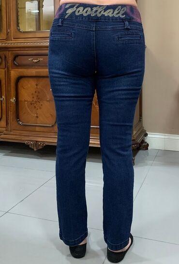 термо одежда бишкек в Кыргызстан: Одежда- джинсы, размер 48-50