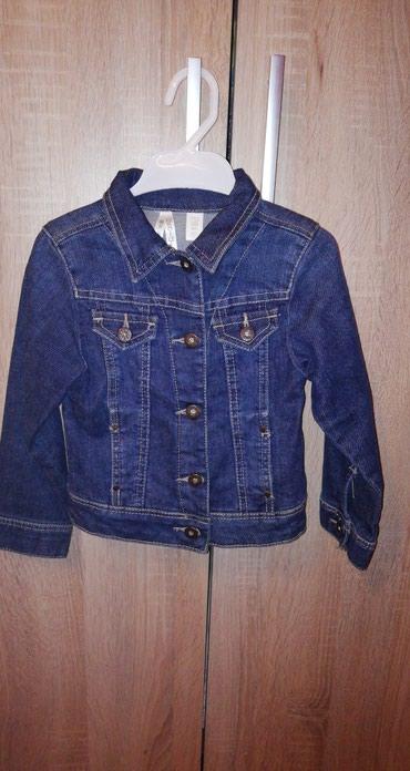Teksas jaknica za devojcice za 2,3god. Nova. - Smederevska Palanka