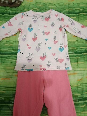 Ostala dečija odeća | Crvenka: Kao nova C&A pidžamica za devojčicu br 104