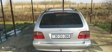 masin satilir 1500 in Azərbaycan | VOLKSWAGEN: Mercedes-Benz E 200 2 l. 1998 | 512000 km