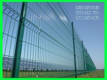 забор бишкек в Кыргызстан: Секционные ограждения 3д заборы из сетки-решетки гиттер вместо сетка