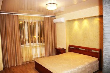 Гостиница центр 1 комн кв, аккуратно чисто со вкусом!   в Бишкек