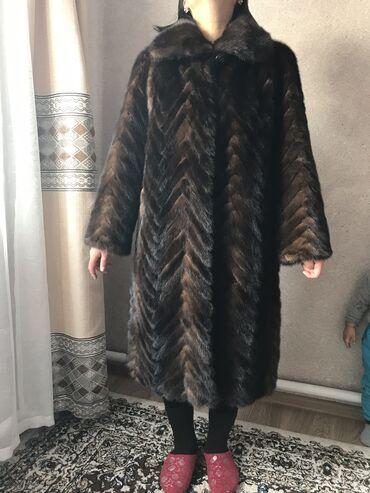 платье футляр 50 размер в Кыргызстан: Продаю норковую шубу 50-52 размер. После хим чистки