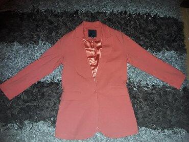 Suknja-svilena-broj - Srbija: Super narandzasti Amisu pamucni sako broj 36. Izunutra svilena