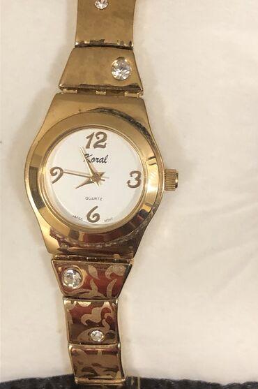 Продаю женские часы фирма KoRal,водонепроницаемые,цвет под