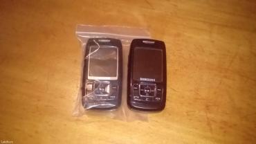 Mobilni telefoni | Valjevo: Samsung e251 U dobrom stanju,sim fri