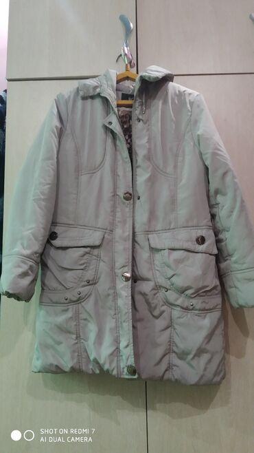 Куртка женская 48 размер нужно заменить замок за 1 литр растительного