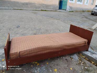 Спорт и отдых - Нарын: Продаются две кровати вместе с матрасами.Находится в самом городе