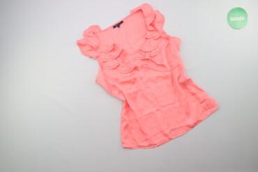 Жіноча блуза з рюшами Anne Klein, p. S    Довжина: 59 см Напівобхват г
