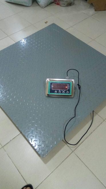 Весы платформенные. 3000 кг. 110см. в Бишкек
