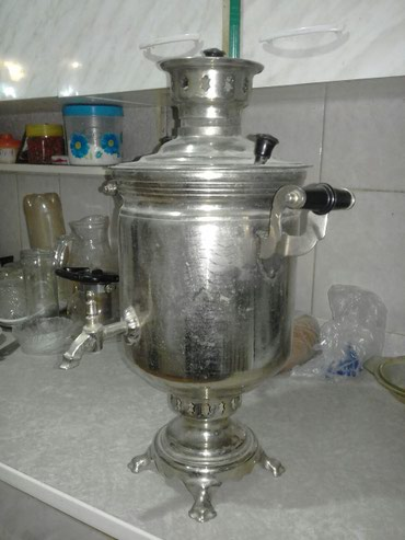 Самовар. На дровах. 5 лит. и 8 лит. в Бишкек