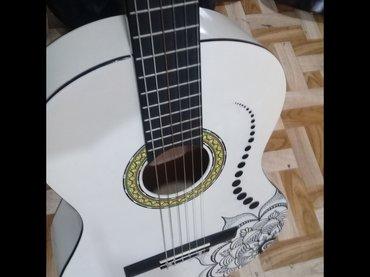 Bakı şəhərində Gitara Rodrigez