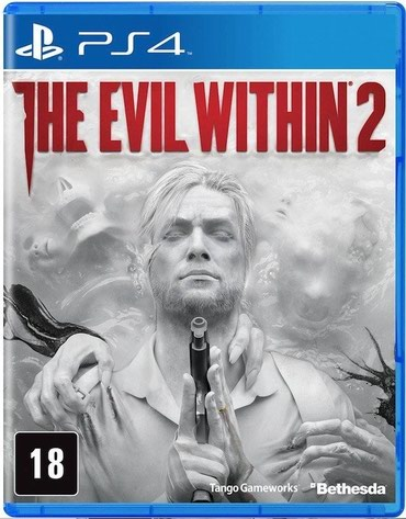 Bakı şəhərində Ps4 üçün the evil within 2 oyun diski satılır Yenidir bağlı upokovkada