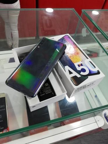 Bakı şəhərində Yeni Samsung A50 128 GB qara