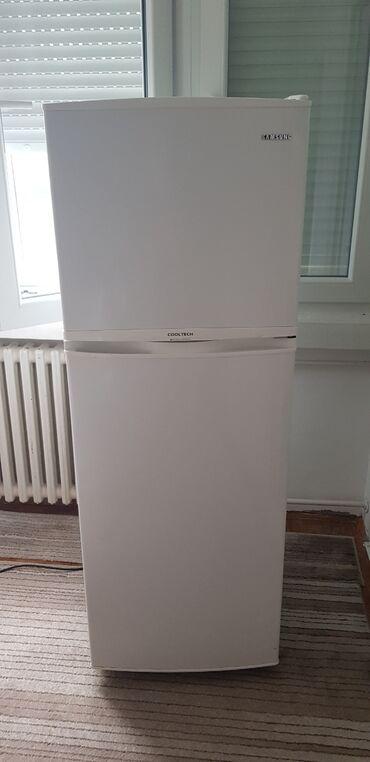 Kamere - Srbija: Upotrebljen Jedna komora bela refrigerator Samsung