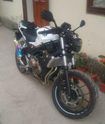 Транспорт - Узген: Honda cbr400rr 2019