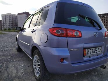 Mazda Demio 2005 | 0 км