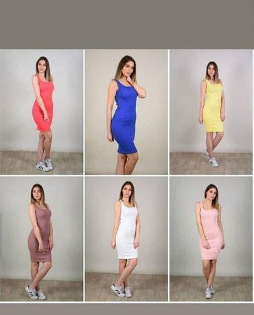 Pamucne haljine 800din ima ih u 16 boja od 40 do 80kg - Belgrade