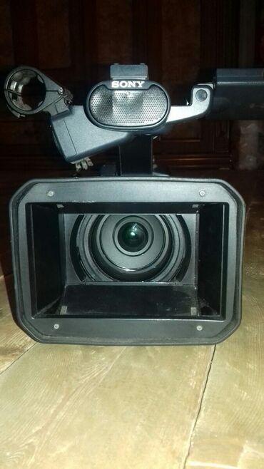 sony kamera - Azərbaycan: Sony Ax 2000 E Kamera işləkdi bir balaca problemi var 62 10 obyektivi