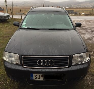 Audi | Srbija: Audi A6 2.5 l. 2004 | 300000 km