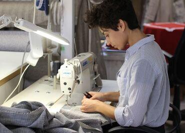 Швейный цех ищет заказчика - Кыргызстан: Требуется заказчик в цех | Женская одежда, Мужская одежда, Детская одежда | Постельное белье, Чехлы, Фартуки