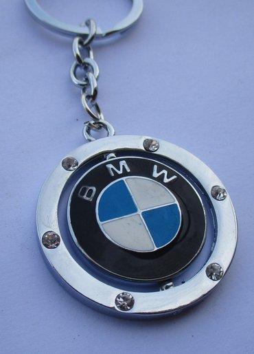 Bmw 4 серия 420d mt - Srbija: Metalni privezak za ključeve bmw, nov, upakovan, vrlo lepo odrađen
