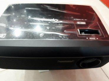 Bakı şəhərində Optoma proyektor islenmisdi yaxsi veziyetdedi   az islenib ofisde