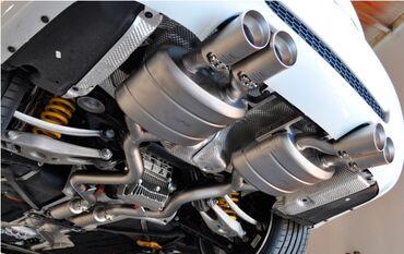 установка газа на авто цена in Кыргызстан | СТО, РЕМОНТ ТРАНСПОРТА: Выхлопная система | Капитальный ремонт деталей автомобиля