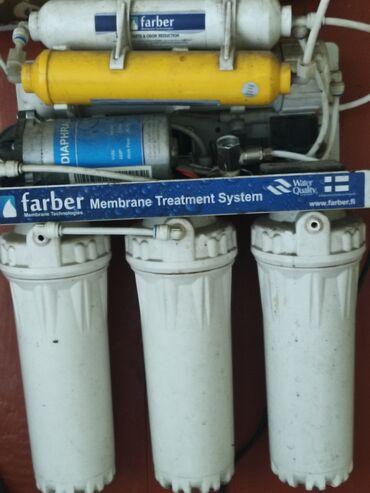 Электроника - Ош: Продается водный фильтр для воды от компании Farber 6 ступенчатая очис