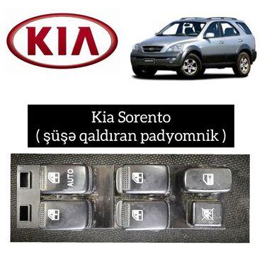 Islenmis telefonlarin satisi - Азербайджан: Kia sorento (suse qaldiran padyomnik)----- kia sorento ucun