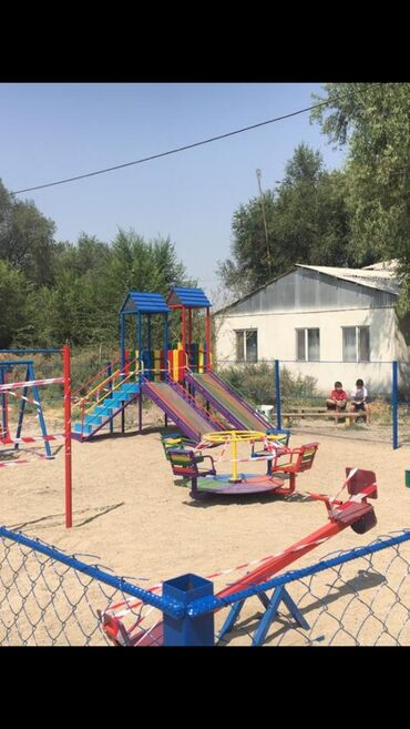 Другие товары для детей в Сокулук: Детские площадки . Все вопросы по телефону