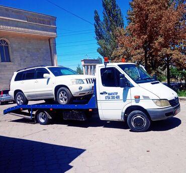 экскаватор бишкек услуги in Кыргызстан | АВТОВЫШКИ, КРАНЫ: Эвакуатор | Со сдвижной платформой Бишкек