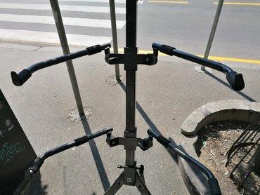 Sintezatori | Srbija: Stalak za dve klavijatutćre kvalitetan skllopiv jak proelov mogu a za