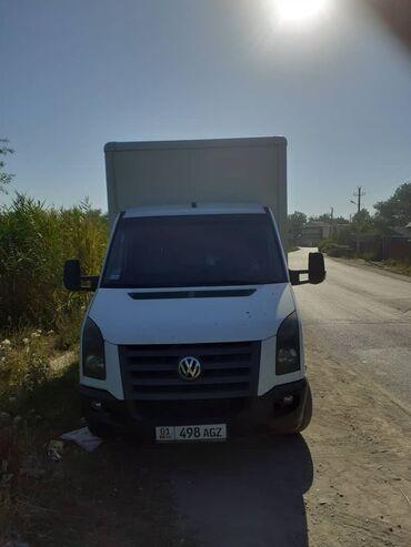 фольксваген бишкек in Кыргызстан | АВТОЗАПЧАСТИ: Продаю фольксваген Крафтер год 2008 объём 2,5 каропка механическая 2с