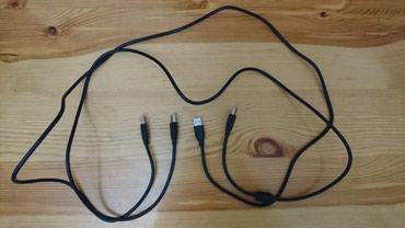 Продаю 2 кабеля USB-USB. По цене договоримся) Звоните, пишите: , , ) в Бишкек