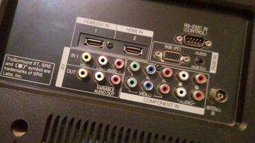 İsmayıllıda: LG Telervizor 82 ekran . Ayaq altısı və pultu yoxdur . Qiyməti
