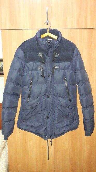 Зимняя мужская куртка б/у в Бишкек