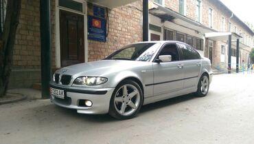 BMW 3 series 2.5 л. 2002 | 240000 км