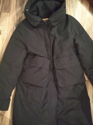 Куртки - Кок-Ой: Обмен только на курткуКуртка женская ~46р в отл сост,мех